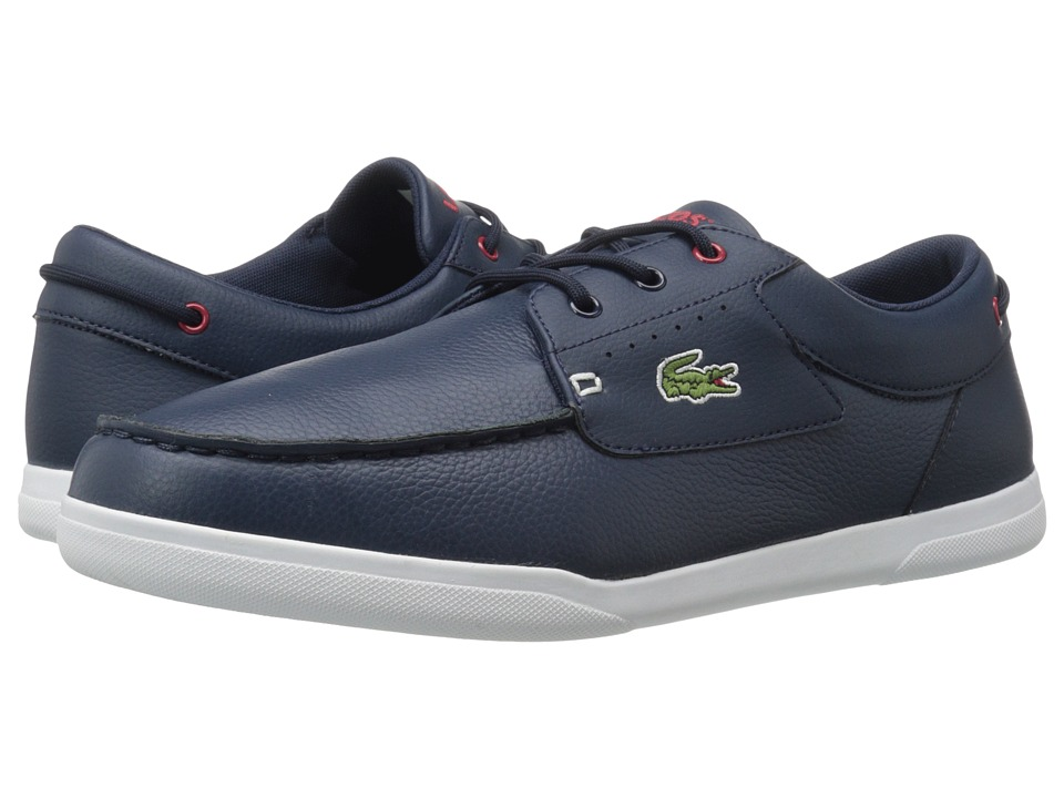 Lacoste - Codecasa 316 1 (Navy/Red) Men