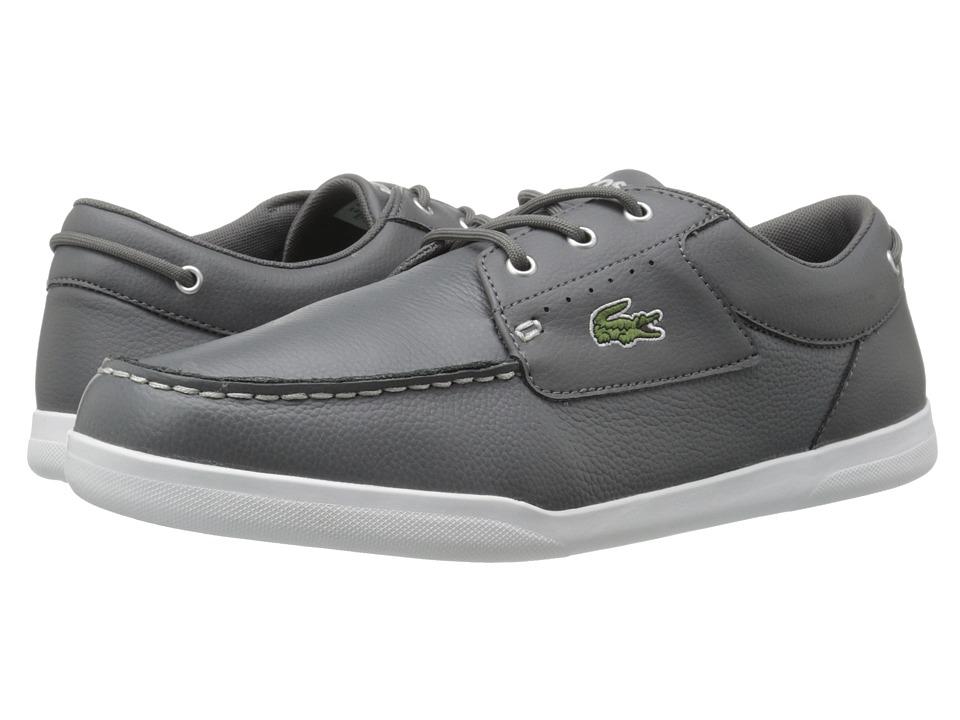 Lacoste - Codecasa 316 1 (Grey/Grey) Men