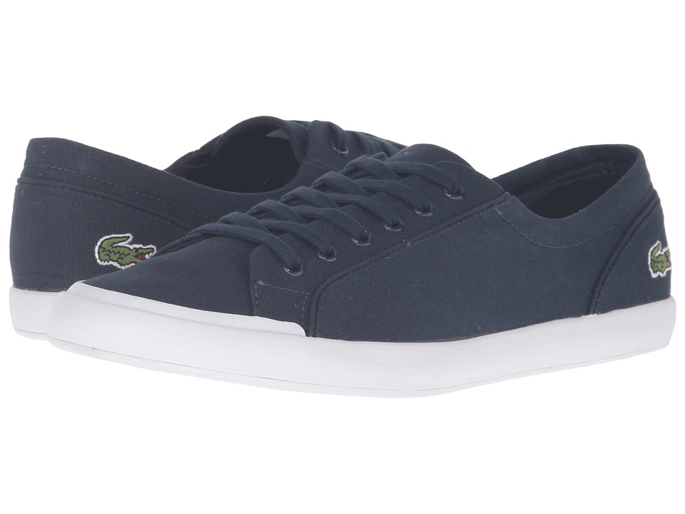 Lacoste Lancelle BL 2 Canvas (Navy) Women