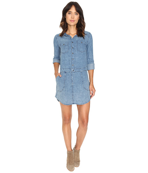 Blank NYC Denim Dress in Swagway