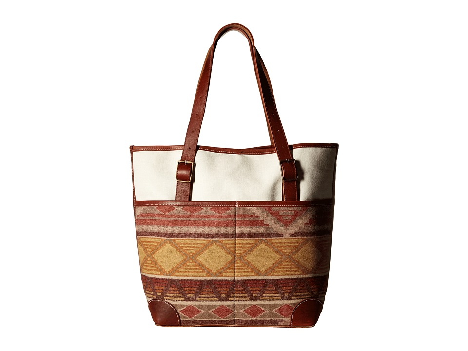 Pendleton - Utility Tote (Cedar Mountain) Tote Handbags