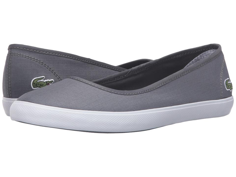Lacoste - Marthe 316 1 (Dark Grey) Women