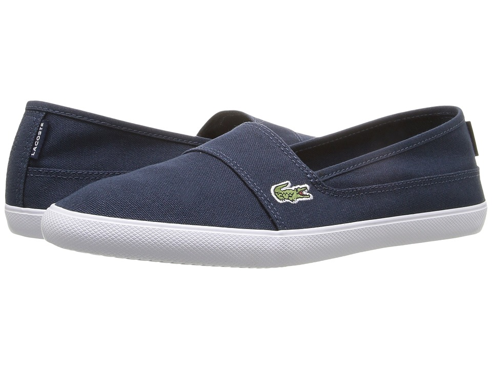 Lacoste Marice BL 1 (Navy) Women's Shoes