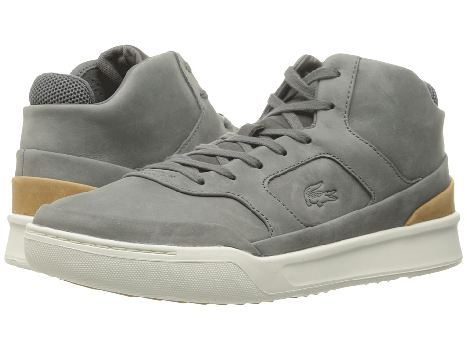 Lacoste - Explorateur Mid 316 2 (Dark Grey) Men