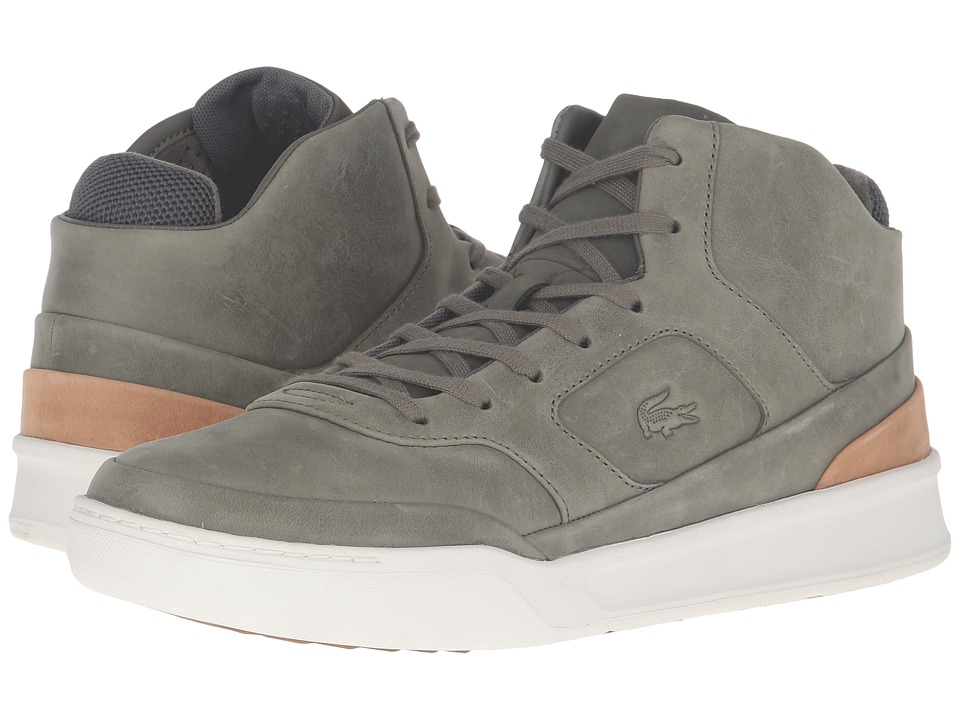 Lacoste - Explorateur Mid 316 2 (Khaki) Men