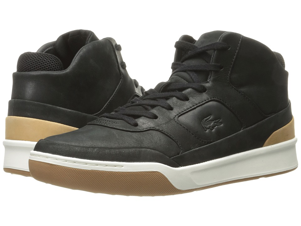 Lacoste - Explorateur Mid 316 2 (Black) Men