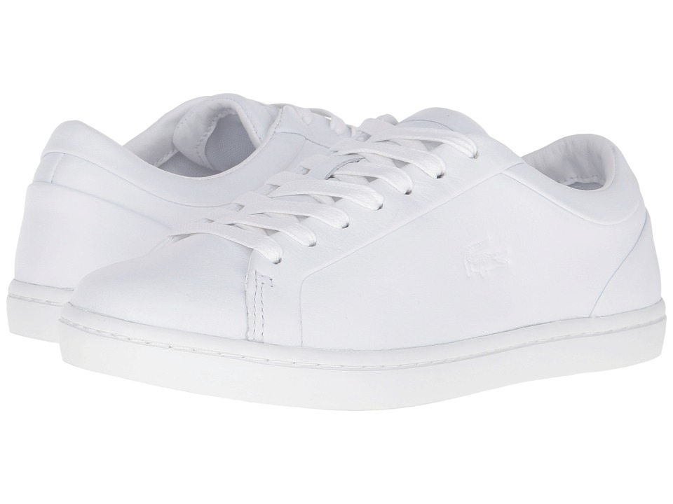 Lacoste - Straightset 316 1 (White) Women