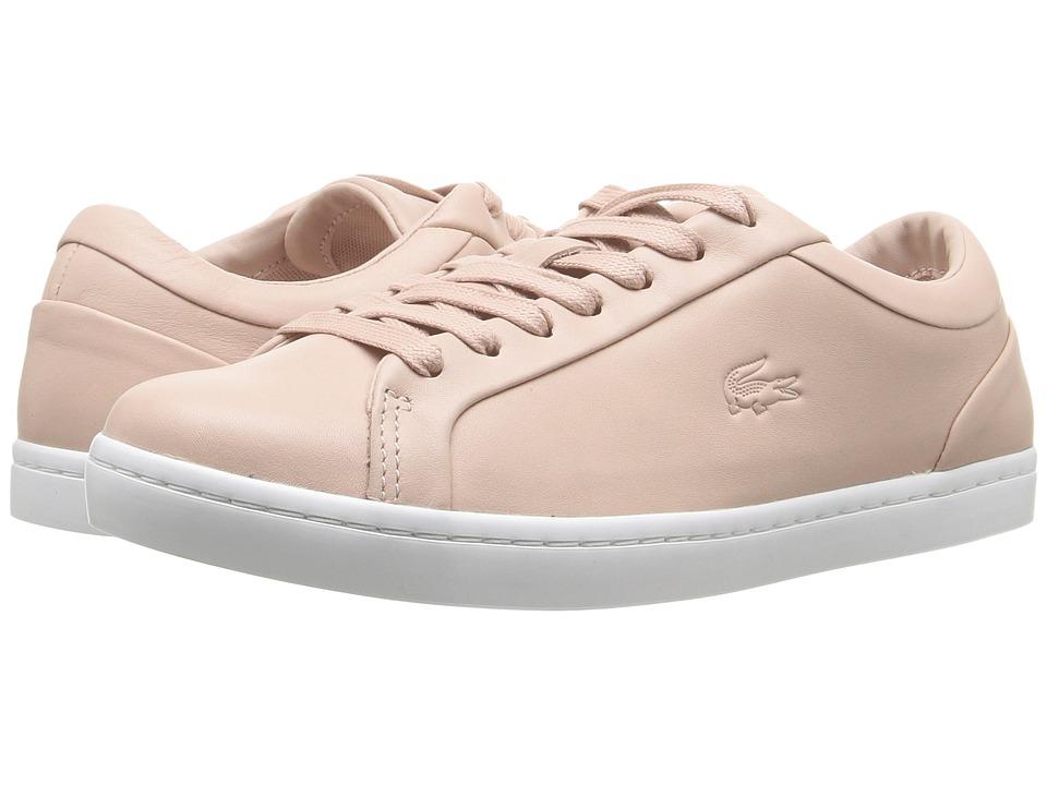 Lacoste Straightset 316 1 (Light Pink) Women