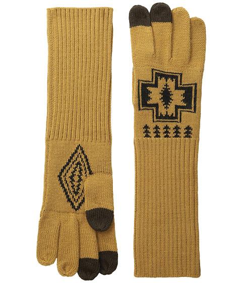 Pendleton Long Gloves - Harding Oxford Mix