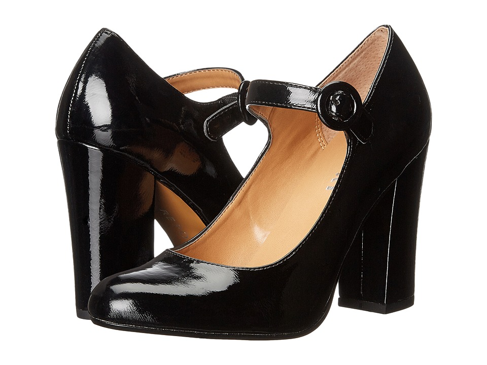 Report - Lecrone (Black Patent) Women