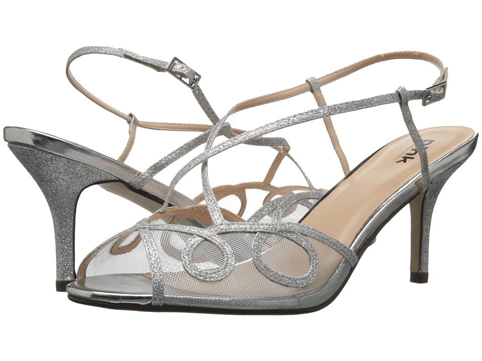 Paradox London Pink Imogen Silver High Heels