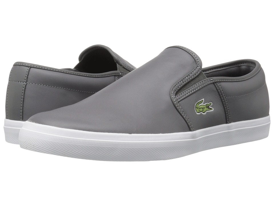 Lacoste - Gazon 316 1 (Dark Grey) Men