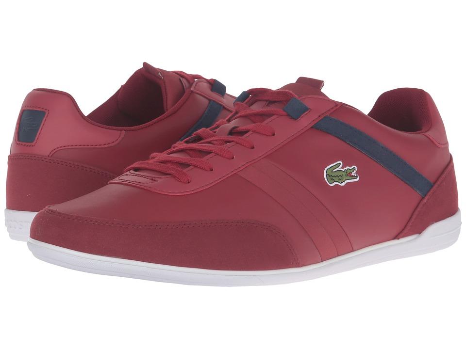 Lacoste Giron 316 1 (Dark Red) Men