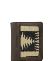 Pendleton - Leather Trim Bi-Fold Wallet