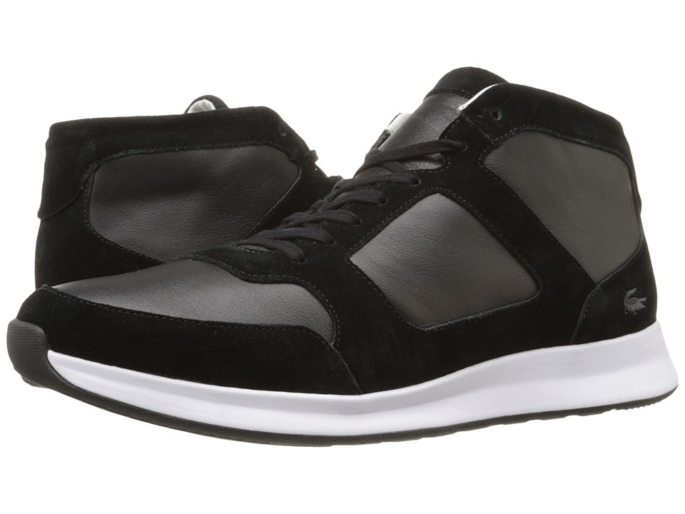 Lacoste - Joggeur Mid 316 1 (Black) Men