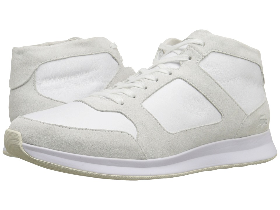 Lacoste - Joggeur Mid 316 1 (White) Men