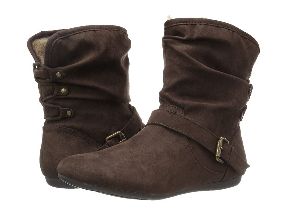 Report - Eelicia (Dark Brown) Women