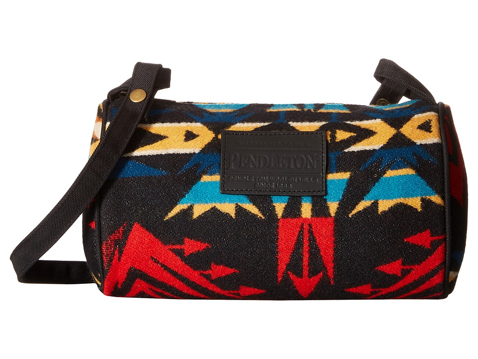 Pendleton - Dopp Bag with Strap (Echo Peaks Black) Bags