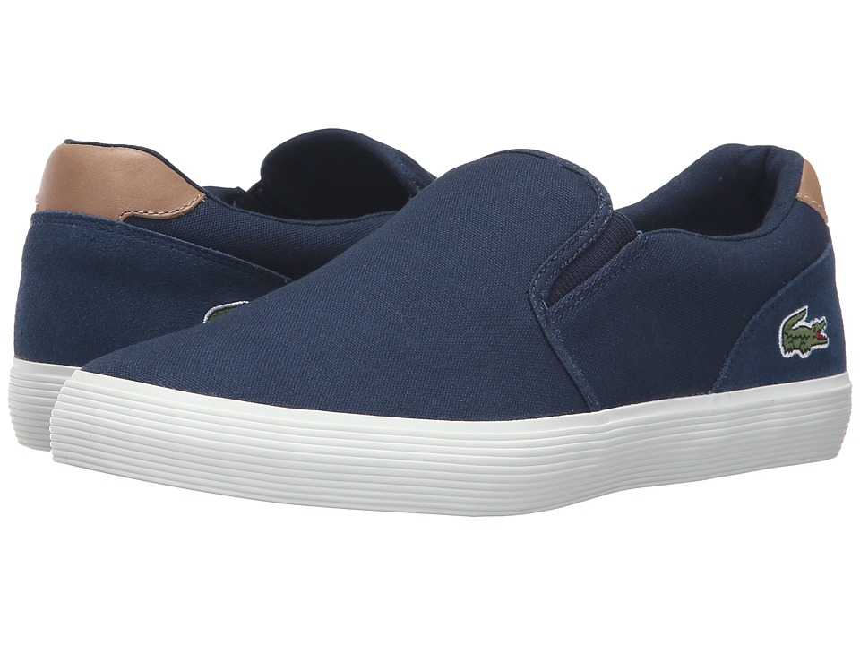 Lacoste - Jouer Slip-On 316 1 (Navy) Men
