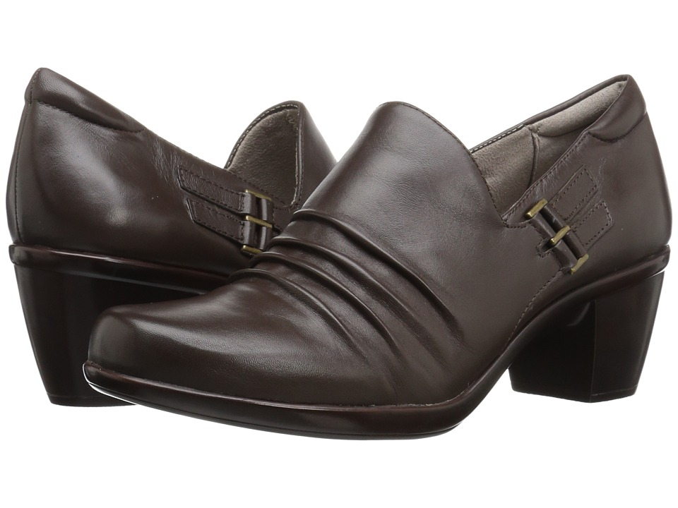 Naturalizer - Elynn (Brown Leather) Women