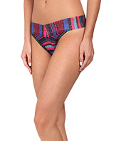 Hanky Panky - Winter Stripe Original Rise Thong