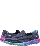SKECHERS KIDS - GO Walk 2 - Sweet Sock (Little Kid/Big Kid)
