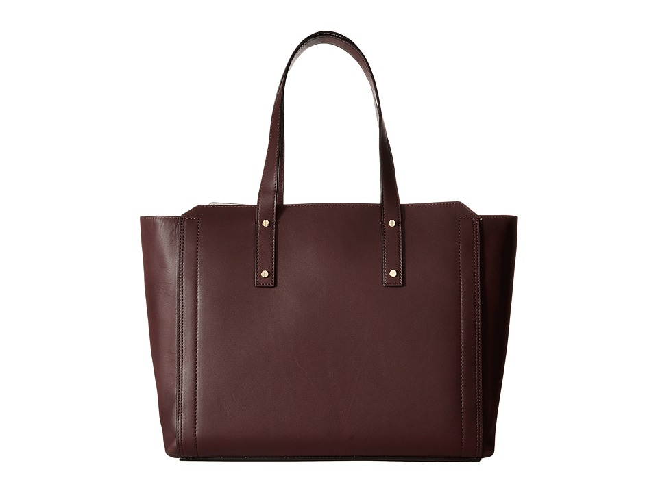 Ivanka Trump - Soho Solutions Work Tote (Garnet) Tote Handbags