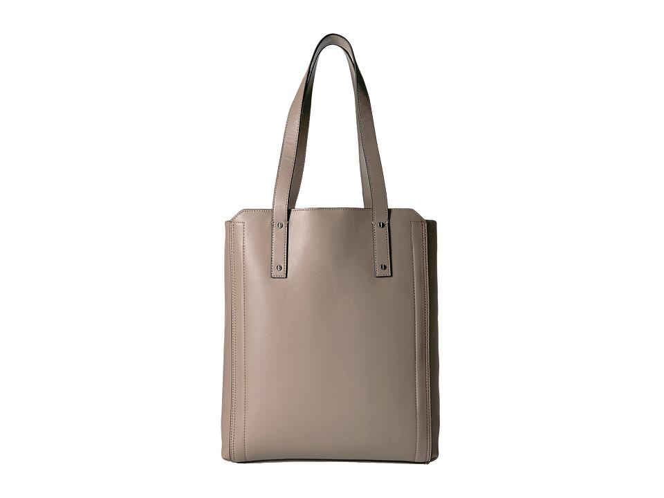 Ivanka Trump - Soho Solutions Newspaper Shopper (Pale Taupe) Tote Handbags