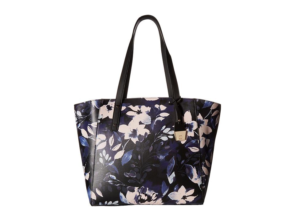Ivanka Trump - Alexey Seasonal Shopper (Black Night Garden Print) Handbags