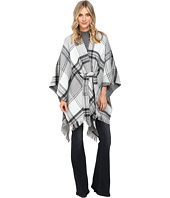 Echo Design - Reversible Plaid Cape