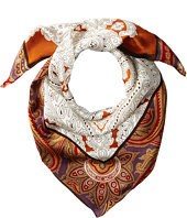 Echo Design - Everest Paisley Silk Square