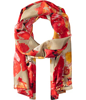 Echo Design - Winter Rose Silk Oblong