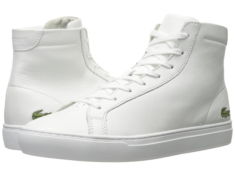 Lacoste L.12.12 Mid 316 1 (White) Men