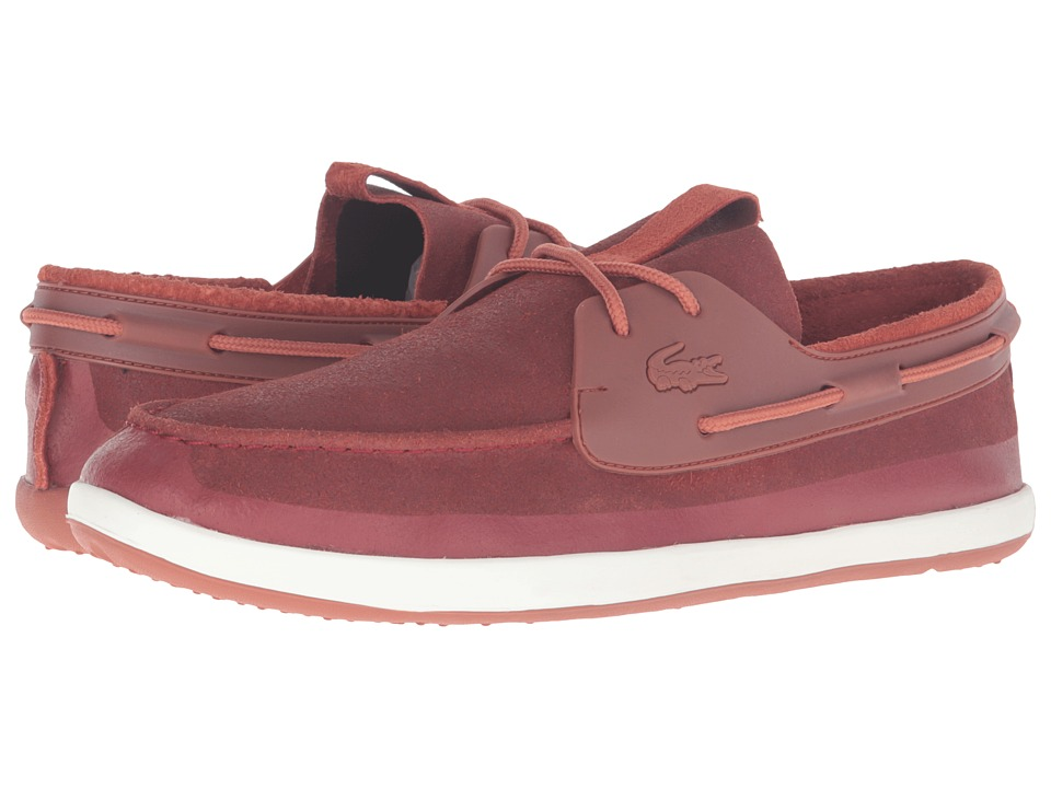 Lacoste - L.Andsailing 316 2 (Dark Red) Men