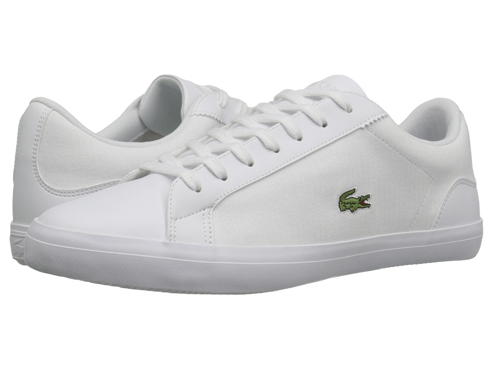 Lacoste - Lerond 316 1 (White) Men