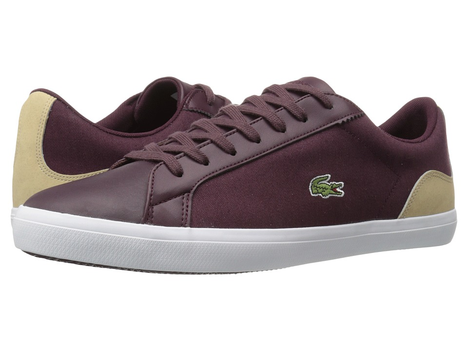 Lacoste - Lerond 316 3 (Dark Purple) Men