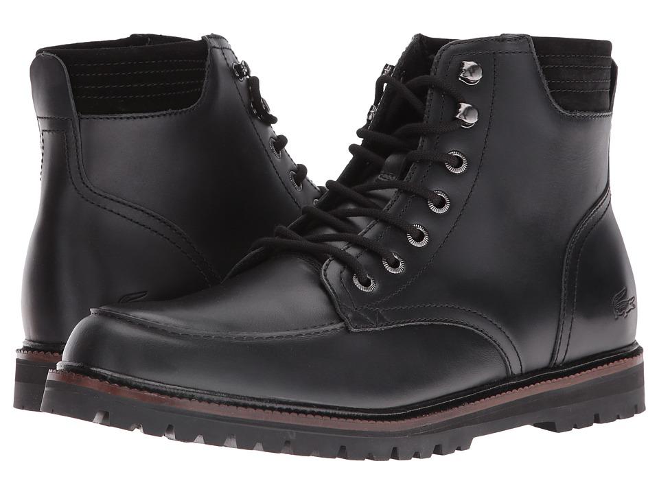 Lacoste Montbard Boot 316 1 (Black) Men