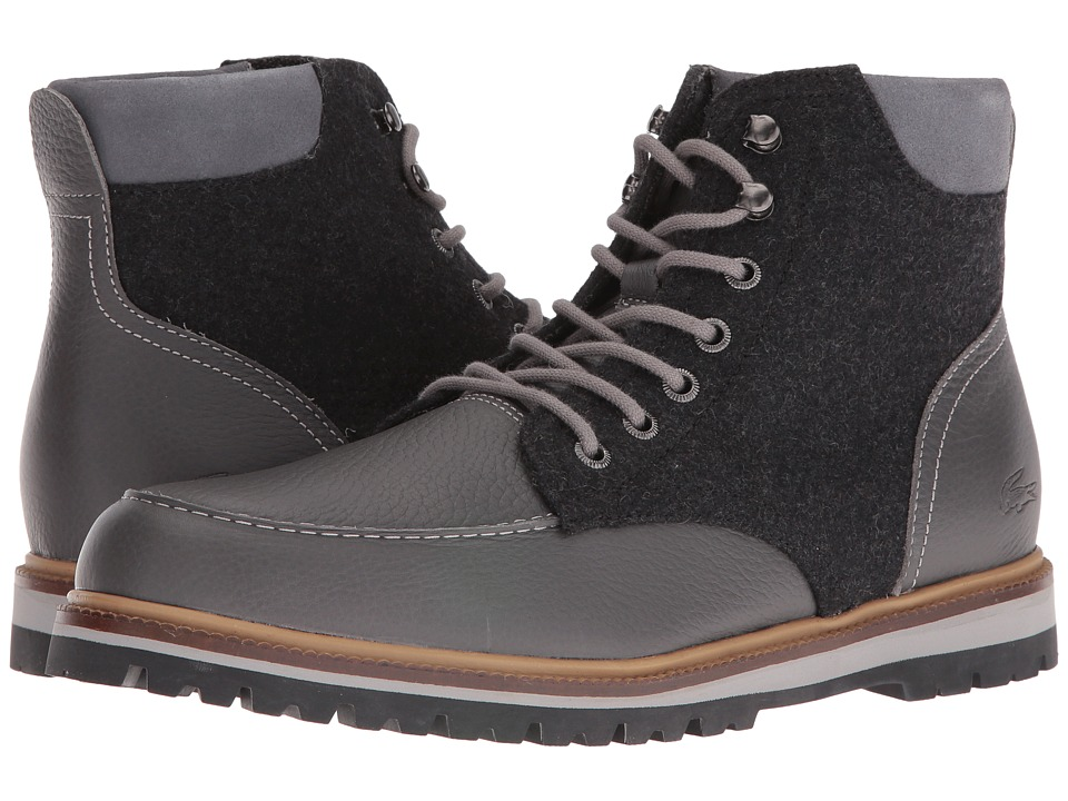 Lacoste Montbard Boot 316 2 (Dark Grey) Men