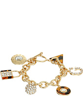 GUESS - 6 Charm Toggle Bracelet