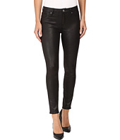 7 For All Mankind - Knee Seam Skinny in Black