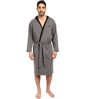 BOSS Hugo Boss - Double Face Hooded Robe