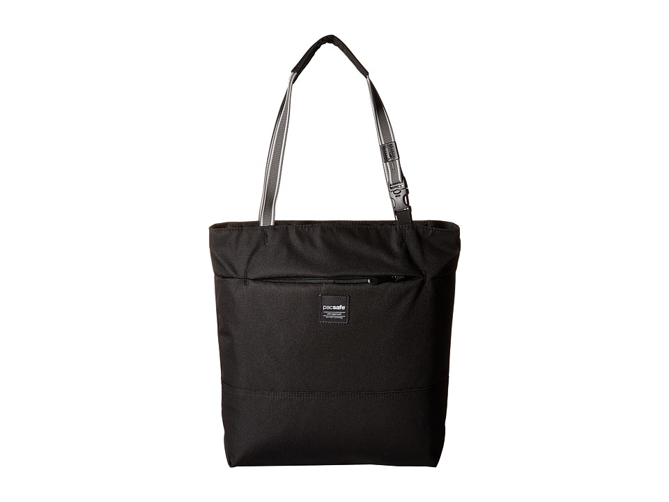 Pacsafe - Slingsafe LX200 Anti-Theft Compact Tote Bag (Black) Bags