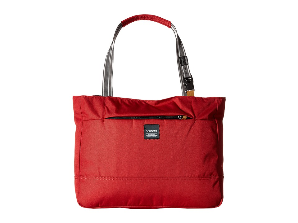 Pacsafe - Slingsafe LX250 Anti-Theft Tote Bag (Chili) Bags