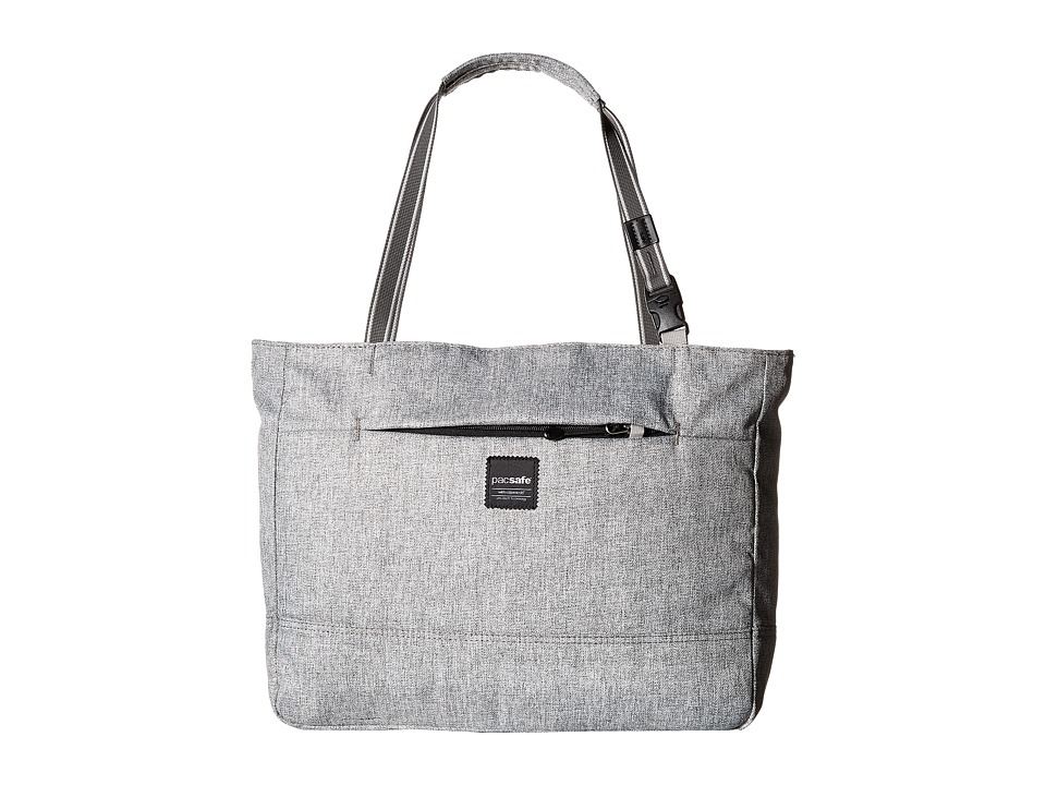 Pacsafe - Slingsafe LX250 Anti-Theft Tote Bag (Tweed Grey) Bags