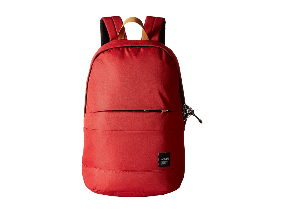 Pacsafe - Slingsafe LX300 Anti-Theft Backpack (Chili) Backpack Bags