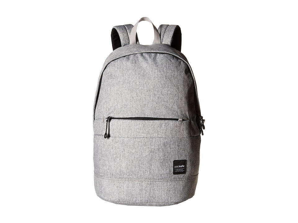 Pacsafe - Slingsafe LX300 Anti-Theft Backpack (Tweed Grey) Backpack Bags