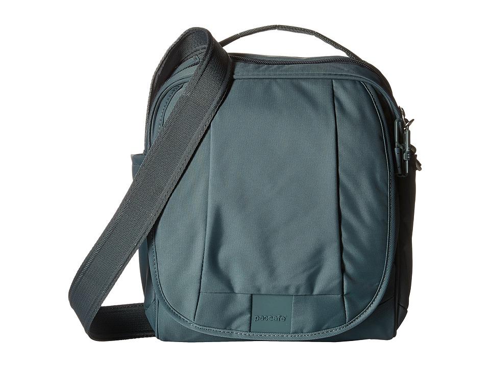 Pacsafe - Metrosafe LS200 Shoulder Bag (Pine Green) Shoulder Handbags