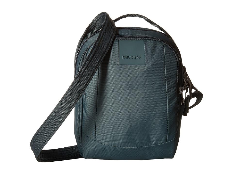 Pacsafe - Metrosafe LS100 Anti-Theft Crossbody Bag (Pine Green) Cross Body Handbags