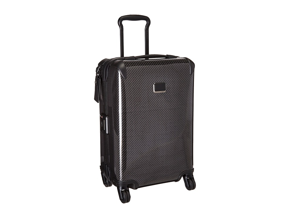 Tumi - Tegra-Lite X Frame International Carry-On (Black Graphite) Carry on Luggage