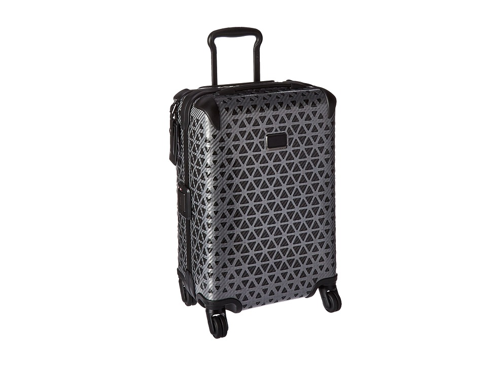 Tumi - Tegra-Lite X Frame International Carry-On (Black/T-Graphite) Carry on Luggage